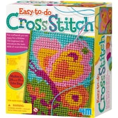 4M Stickset Kreuzstich (Easy to do Cross Stitch)