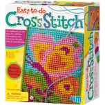 4M Stickset Kreuzstich Easy to do Cross Stitch