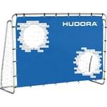Hudora Fußballtor Trainer Mit Torwand 213 cm