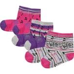 Disney Violetta Socken 3Er-Pack für Mädchen