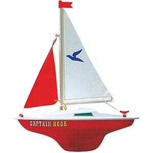 Günther Captain Hook Segelboot