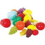 Gowi Spiellebensmittel Früchte 22-tlg.