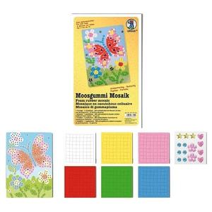 Ursus Moosgummi Mosaik Schmetterling