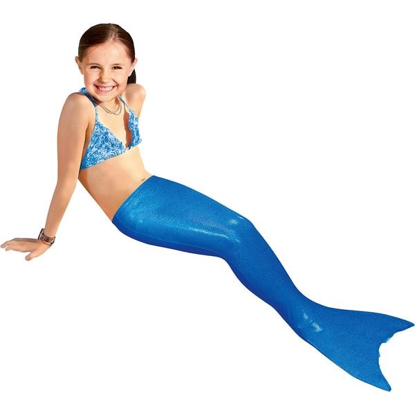 AquaTail Aquatail - kleine Meerjungfrauflosse blau