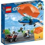 LEGO 60208 City Polizei Flucht mit Fallschirm