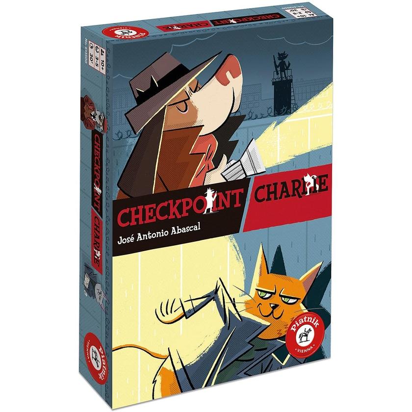 Piatnik Checkpoint Charlie