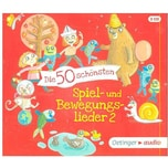CD Die 50 schönsten Spiel- und Bewegungslieder 2 3 CDs