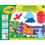 Crayola Schwamm-Malspaß