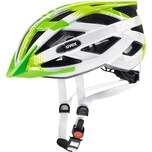Uvex Fahrradhelm Air Wing Lime-White 52-57 cm