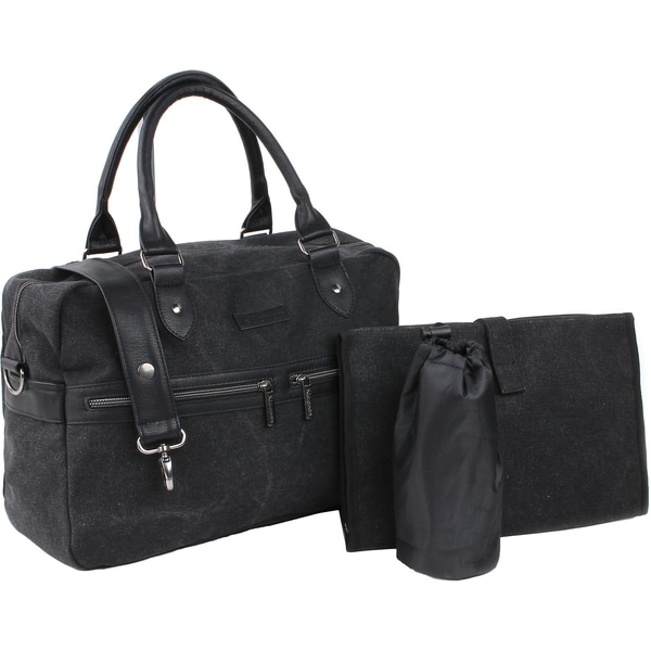 Kidzroom Wickeltasche Ready black