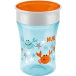 Nuk Trinkbecher Magic Cup PP 250 ml Krabben