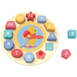 Block Puzzle aus Holz Winnie Pooh