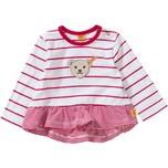 Steiff Baby Langarmshirt gestreift für Mädchen