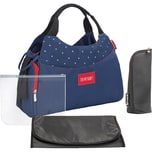 badabulle Wickeltasche Multipocket Dark blue