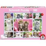 Schmidt Spiele Katzenbabies 100 Teile