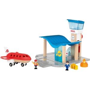BRIO Flughafen mit Tower