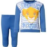 Disney König der Löwen Schlafanzug für Jungen