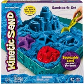 Spin Master Kinetic Sand Box Set blau