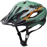 KED Helmsysteme Fahrradhelm Street Jr. Pro olivgrün