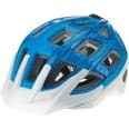 KED Helmsysteme Fahrradhelm Kailu Gr. 49-53 blau-weiß exkl
