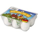 Beluga Eierbox mit 6 Eiern