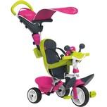 Smoby Dreirad Baby Driver Komfort rosa