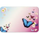 Roth Ideen Antirutsch-Schreibtischunterlage Butterfly