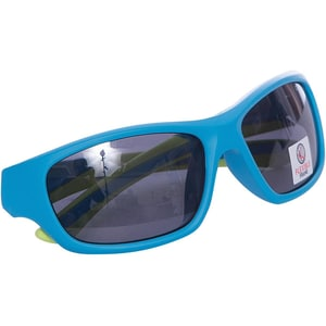 ALPINA Sonnenbrille Flexxy Youth blue matt