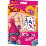 Craze Tattoo Box Trolls