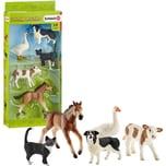 Schleich 42386 Farm Word Tier-Mix