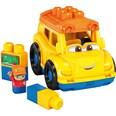 Mattel Mega Bloks Kleines Fahrzeug Schulbus