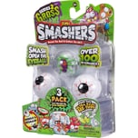 Top Media Smashers Collectables Serie 2 - Blister mit 3 Kugeln - 12er Display