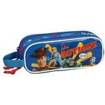 safta Schlampermäppchen 2 Zipper Toy Story 4