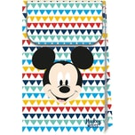 Procos Mitgebseltüten aus Papier Mickey Awesome Mouse Premium 6 Stück