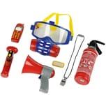 Klein Spielzeug Feuerwehr-Set 7-tlg.