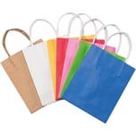 Folia Papiertüten 12 x 15 cm farbig, 20 Stück