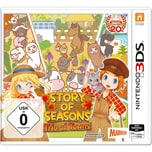 Nintendo 3Ds Story Of Seasons: Trio Of Towns
