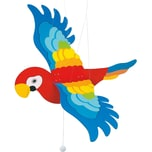 goki Schwingtier Papagei