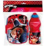Joy Toy Miraculous Set: Pausenbox Trinkflasche