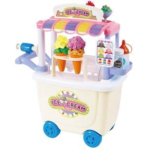 Playgo Knetset Eiswagen