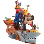 Mattel Imaginext Piraten Haimaul-Piratenschiff Spielset