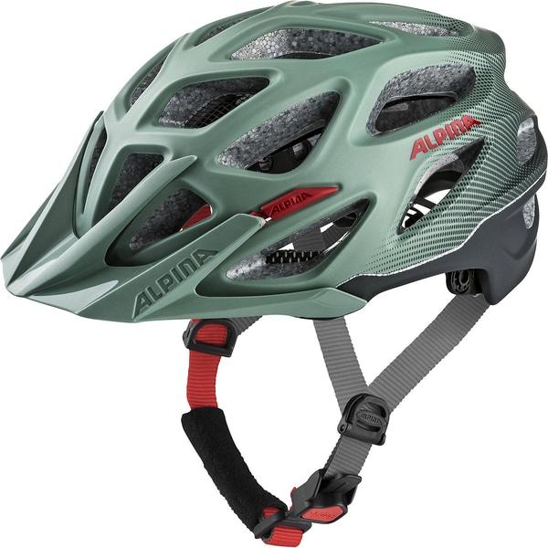 Alpina Fahrradhelm Mythos 3.0 Le Seamoss