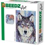 SES Creative Beedz Art - Bügelperlen Wolf 7.000 Perlen