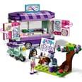 LEGO Friends 41332 Emmas rollender Kunstkiosk