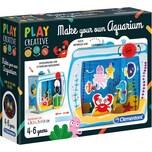 Clementoni Play Creative Gestalte Dein Eigenes Aquarium