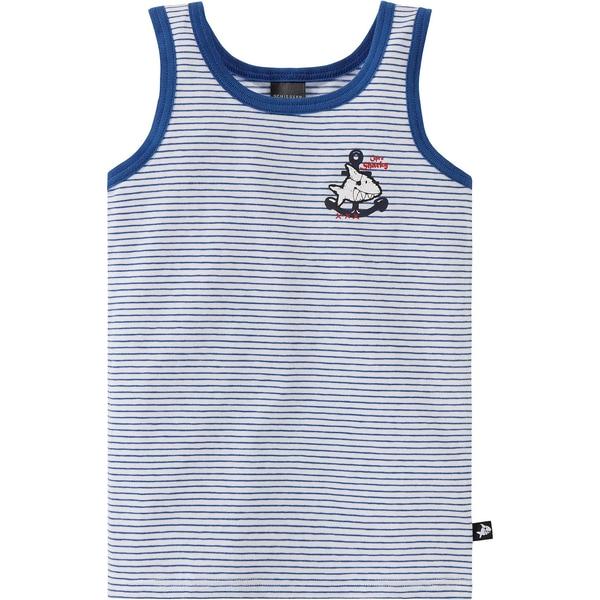 Schiesser Capt'N Sharky Unterhemd für Jungen