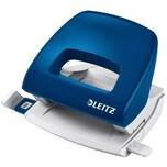 LEITZ Bürolocher NeXXt 5038 mit Schiene blau 16 Blatt