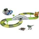 Amewi Magic Traxx Dino-Park mit Brücke 373-Teilig Mega Set