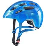 Uvex Fahrradhelm Finale Jr. Blue 51-55 cm