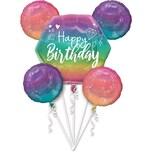 Amscan Folienballon Bouquet Sparkle